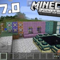 Скачать Minecraft 0.17.0 на планшет