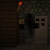 Карта The Haunted Tunnel для MCPE 1.2