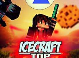 Server IceCraft 1.1.0-1.1.3