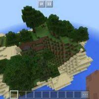 Сид на большой и малый остров для MCPE 1.2