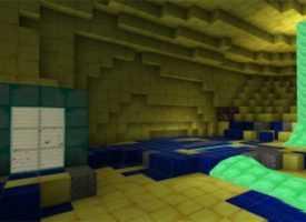 Текстуры Pro World для Minecraft PE 1.2