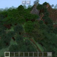 Сид на огромные леса в Майнкрафт 1.2