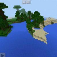 Сид на Джунгли в Майнкрафт 1.2