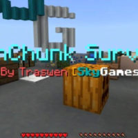 Карта GenChunk для Minecraft
