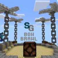 Карта Bow Brawl для MCPE 1.3