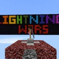Карта Lighting Wars для MCPE 1.4