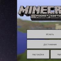 Скачать Minecraft PE 1.1 IOS Бесплатно