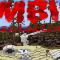 Карта Зомби 4 (ПвЕ режим) для MCPE 1.4