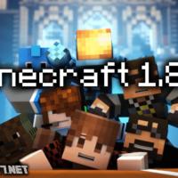 Minecraft 1.8.2 без лицензии на телефон
