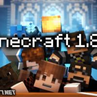 Minecraft 1.8.3 без установки лицензии