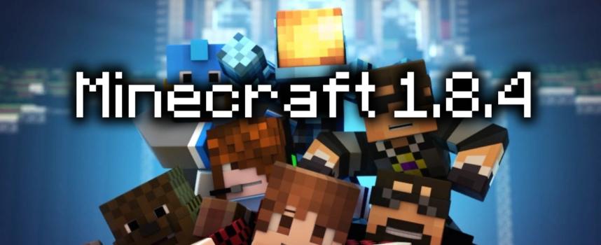 Minecraft 1.8.4 на Андроид