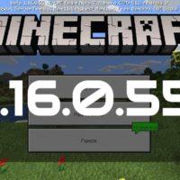 Скачать Майнкрафт 1.16.0.55 Бесплатно