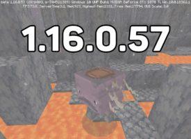 Скачать Майнкрафт 1.16.0.57 Бесплатно