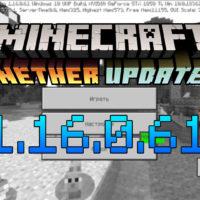 Скачать Майнкрафт 1.16.0.61 Бесплатно