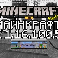 Скачать Майнкрафт 1.16.100.54 Бесплатно