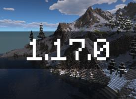 Скачать Майнкрафт 1.17.0 бесплатно