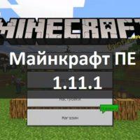 Скачать Майнкрафт 1.11.1 Бесплатно
