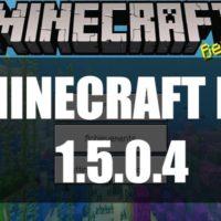 Скачать Майнкрафт 1.5.0.4 Бесплатно