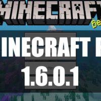 Скачать Майнкрафт 1.6.0.1 Бесплатно