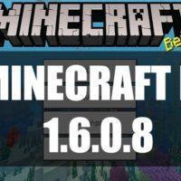 Скачать Майнкрафт 1.6.0.8 Бесплатно