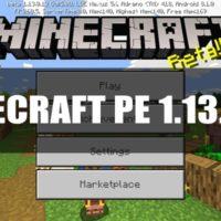Скачать Майнкрафт 1.13.0.13 Бесплатно