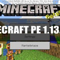 Скачать Майнкрафт 1.13.0.18 Бесплатно