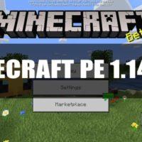 Скачать Майнкрафт 1.14.0.6 Бесплатно