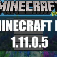 Скачать Майнкрафт 1.11.0.5 Бесплатно