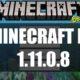 Скачать Майнкрафт 1.11.0.8 Бесплатно