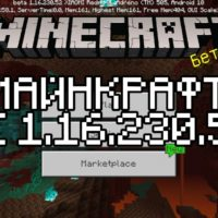 Скачать Майнкрафт 1.16.230.52
