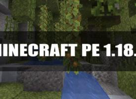 Скачать Майнкрафт 1.18.0 Бесплатно